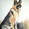 Jerry Lee-Watercolour-11x15-inches
