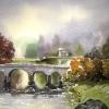Stourhead-Watercolour-15x18-inches