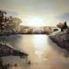 River- Ebble-Watercolour-16x19-inches