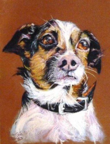 Marlow Pastel 15x18 inches